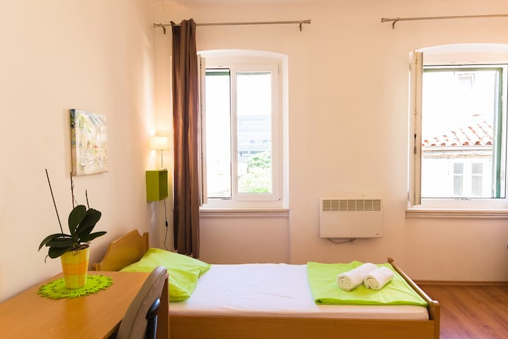 Sunny apartment in the center/old town - Rijeka - Wohnung