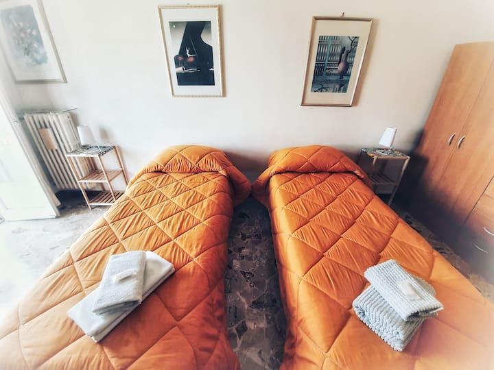 Matera City Center Room 2 - Double Private