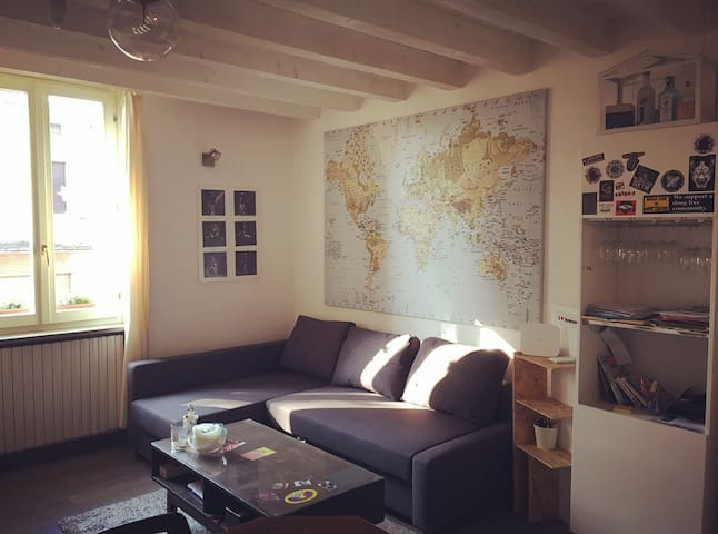 Cozy apartment in Franciacorta - Passirano - アパート
