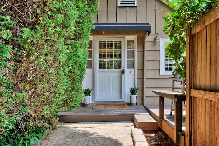 Private Carriage House in Midtown/Buckhead