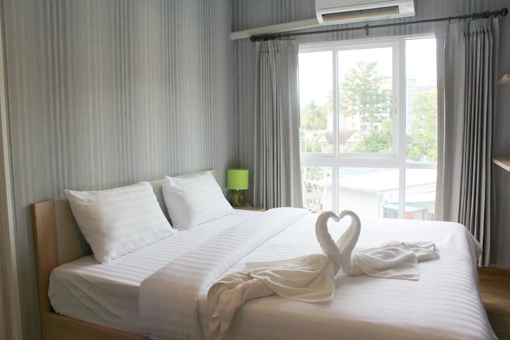 Cozy Room Brand new@Sugarhouse - Tambon Ao Nang - Apartemen