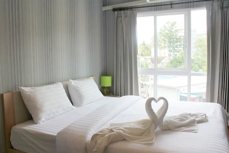 Cozy Room Brand new@Sugarhouse - Tambon Ao Nang - Huoneisto