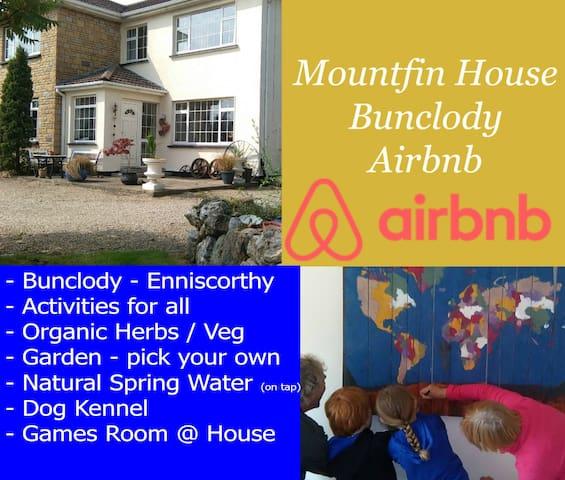 Garden View - Ballycarney, Bunclody