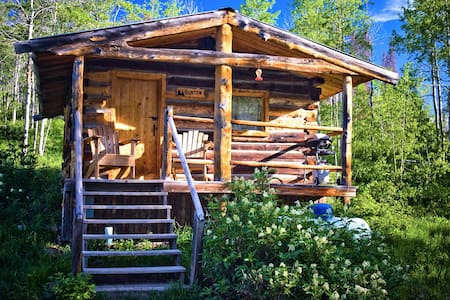 Burton Cabin - Secluded Rustic Charm