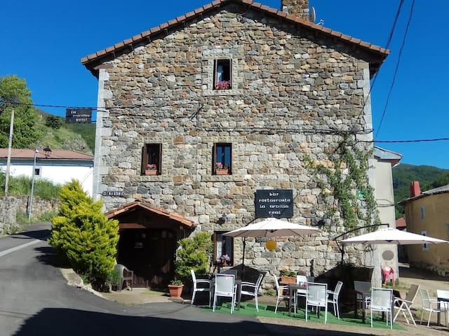"""""""Refugio Ardilla Real"""". Valdeón. Picos de Europa."""