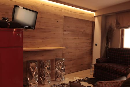 Cozy two-room apartment, Courmayeur - Apartment