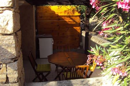 Mini Villa T2 équipée avec piscine chauffée ! - Serra-di-Ferro - Villa