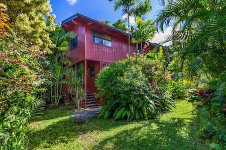 Beautiful Hanalei House - Near Beach & Town