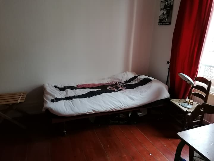 appartement très cosy, 50m2,