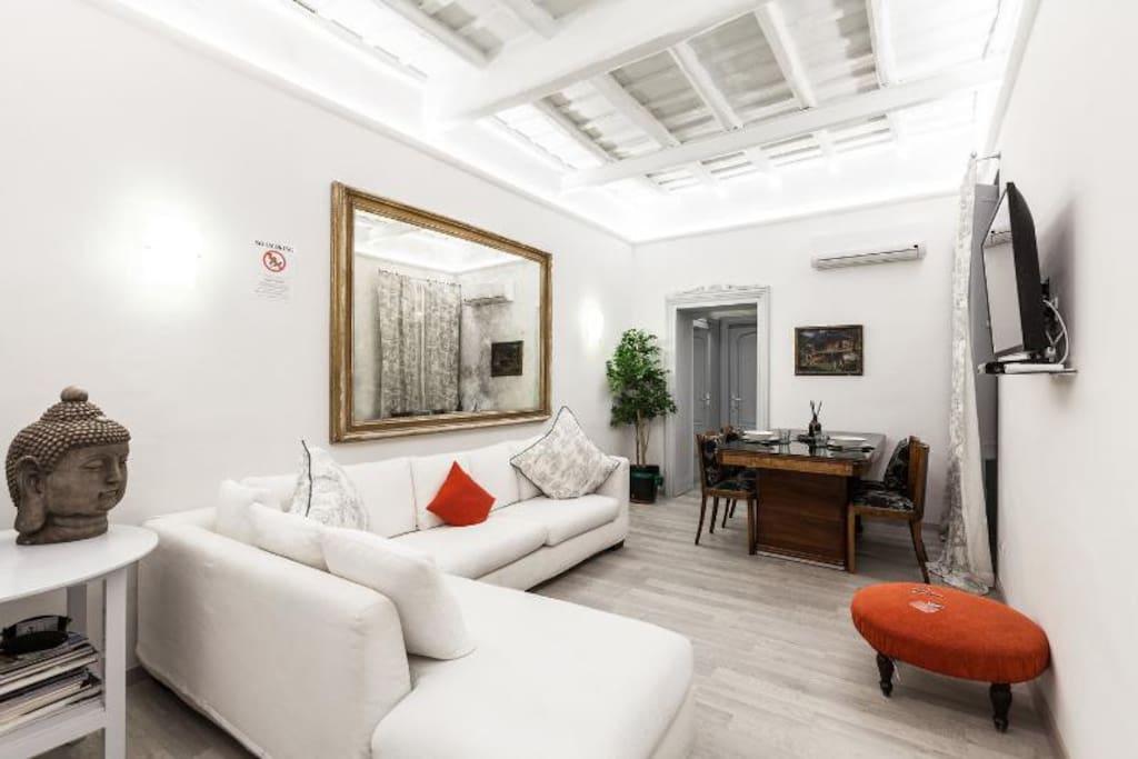 Vittoria suite appartamenti serviti in affitto a roma for Piano casa lazio proroga 2018