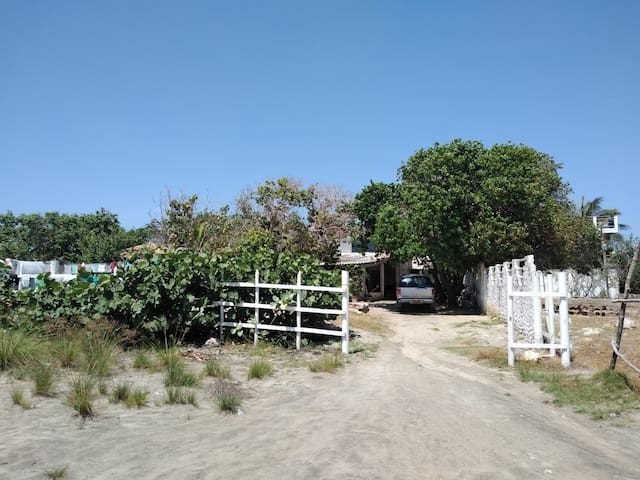 Cabaña/apartamento Manzanillo del mar