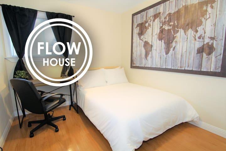 FLOW HOUSE | Sultan's Nook