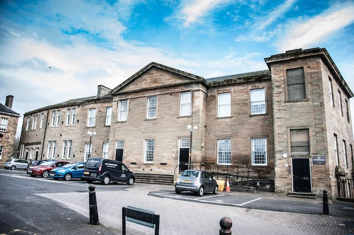 4 Cupar Castlehill Apartment