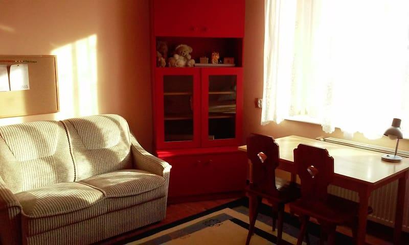 Nice room, great atmosphere in Wrocław :) - Breslávia - Apartamento