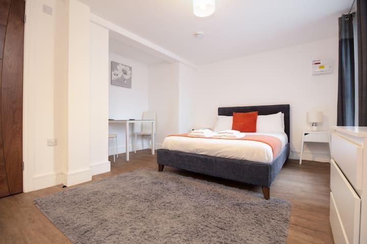 SAV Apartments Leicester - Studio Regent Road