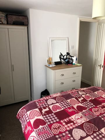 Lovely double room city centre