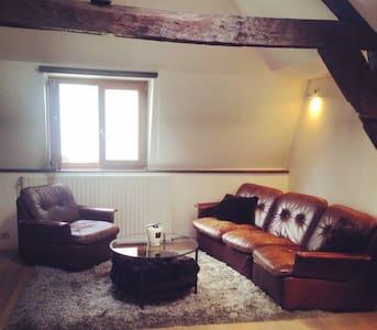 Charming apartment Sablon - Brussel - Appartamento
