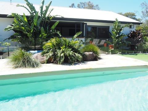 Pool House Serenity