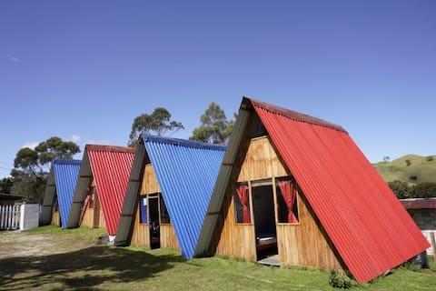 Cabañas en Murillo Tolima