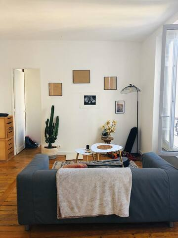 Appartement proche de Montmartre