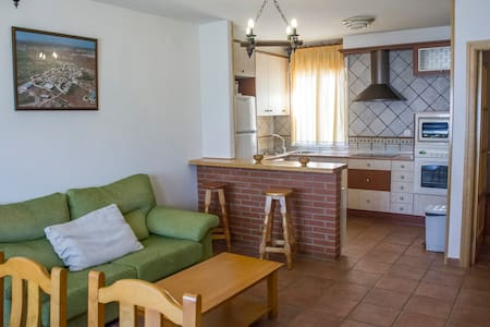 Casa rural Las Callejuelas.