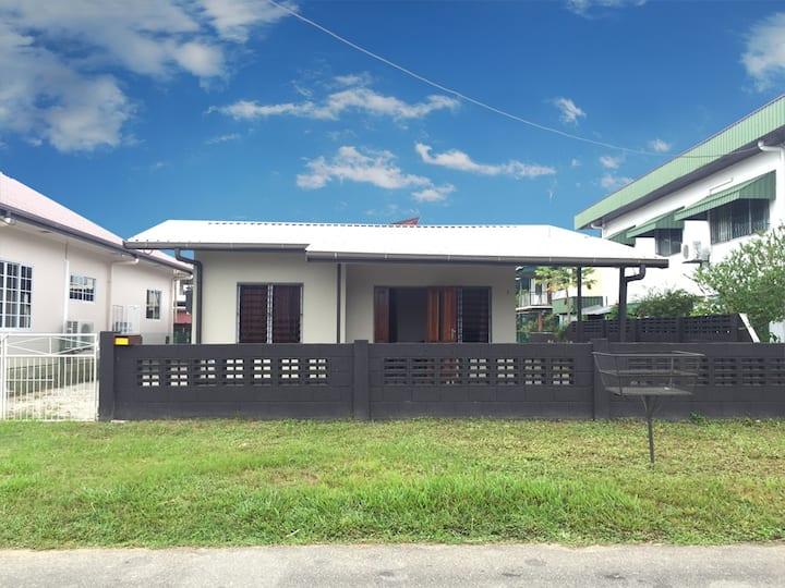 Vakantiehuis in Suriname