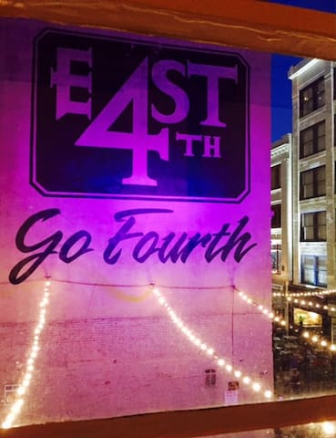 East 4th Street 1 Bedroom Apt - RNC - Cleveland - Byt