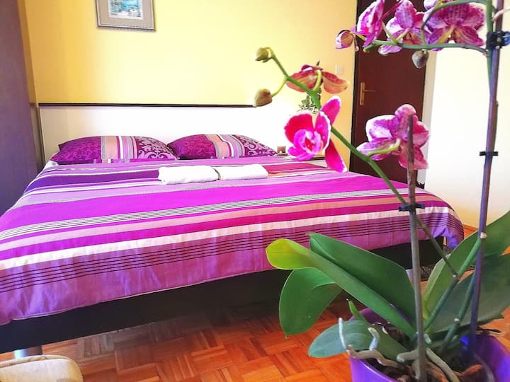 """""""Mara 9"""" room for two persons near beach"""
