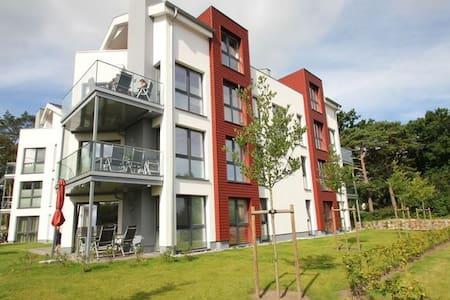 Strandvilla Baabe Wohnung 11 - Baabe - Lejlighed