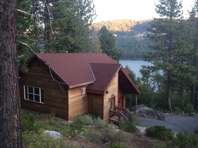 Beautiful Donner Lake Home