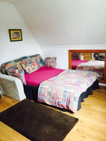 Private room right on Cuba street! - Wellington - Dům