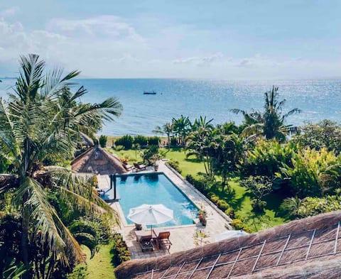 Private Beach Villa, Kok, Snorkelen, Dolfijnen