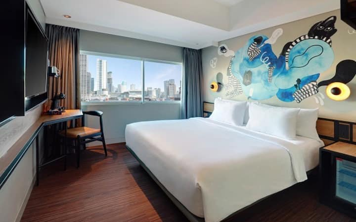 Room with Breakfast at Wahid Hasyim by Swiss-Belinn