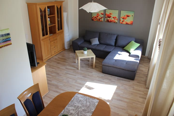cozy apartment in the green.. - Voerde - Apartment
