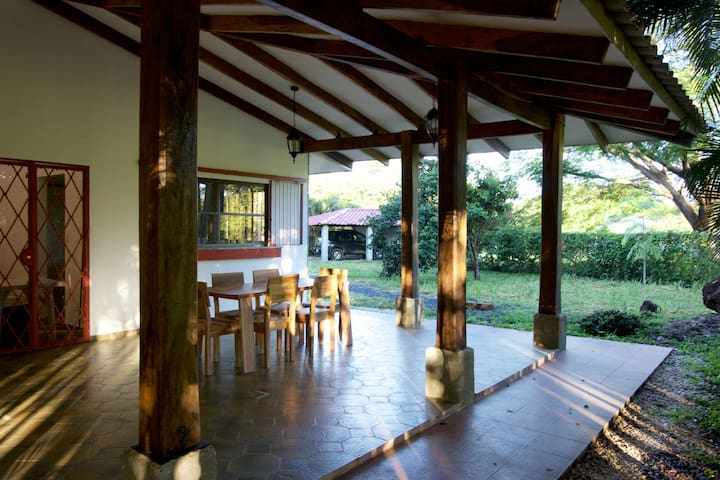 Casa Las Americas, paz y tranquilidad. - Liberia