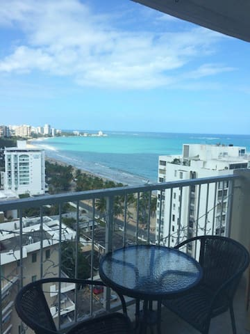 Isla Verde Beach Apt-2 WEEK MINIMUM - Carolina - Ortak mülk