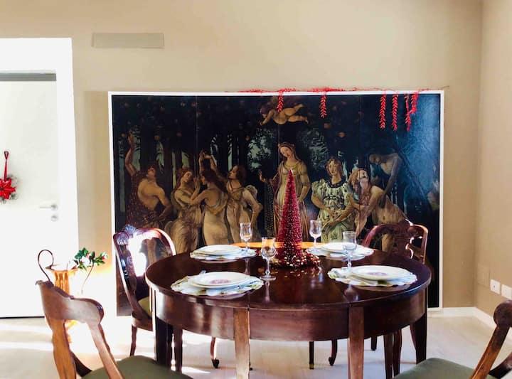 """""""Casa di Botticelli """""""