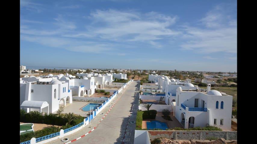 Hekma résidence Villa - Fatou - Casa de camp
