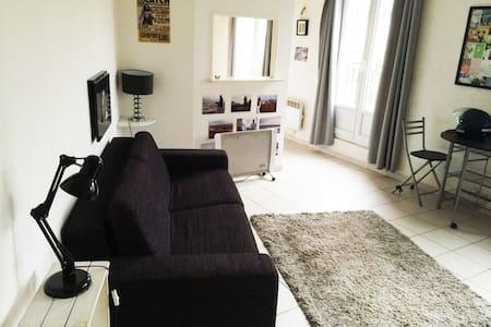Cosy Studio 33m2 Bastille, Paris