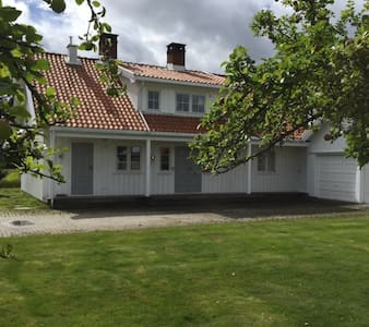 Countryside home near Oslo/Airport - House