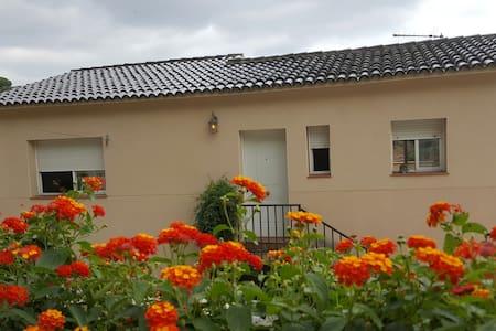 share house with free rooms - Santa Maria de Palautordera - Дом