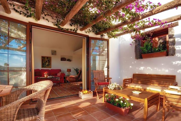 EcoFinca La Buganvilla El Almendro - La Florida - Wohnung