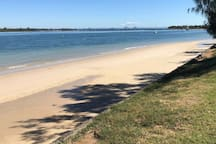 Bongaree Beach - Ideal for Children and Romantic Picnics