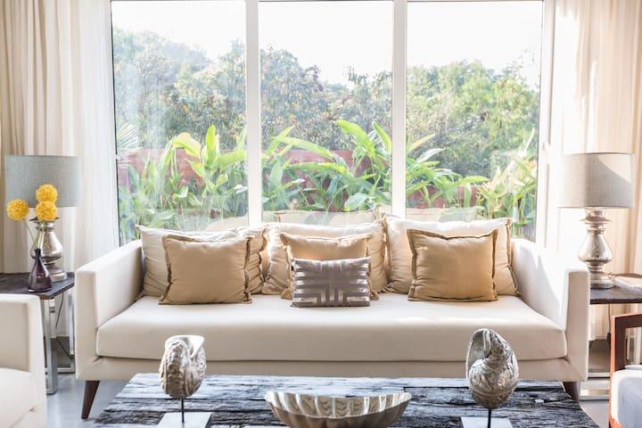 Scapes Luxury Villa Carino-3BR with Pvt Pool @ Goa