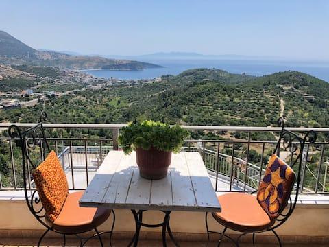 Villa Maria - Unforgatable* Sea,Mountain,City View