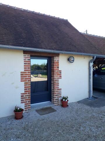 Studio individuel proche Beauval et Cheverny