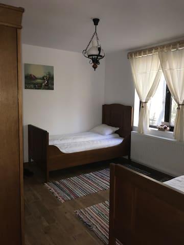 Dormitor 2 paturi
