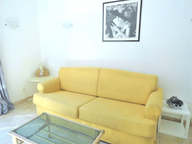 Central and Cosy 2 Bedrooms few metres from Croisette and Palais des Festivals