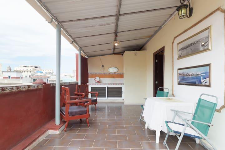 Penthouse Obrapia