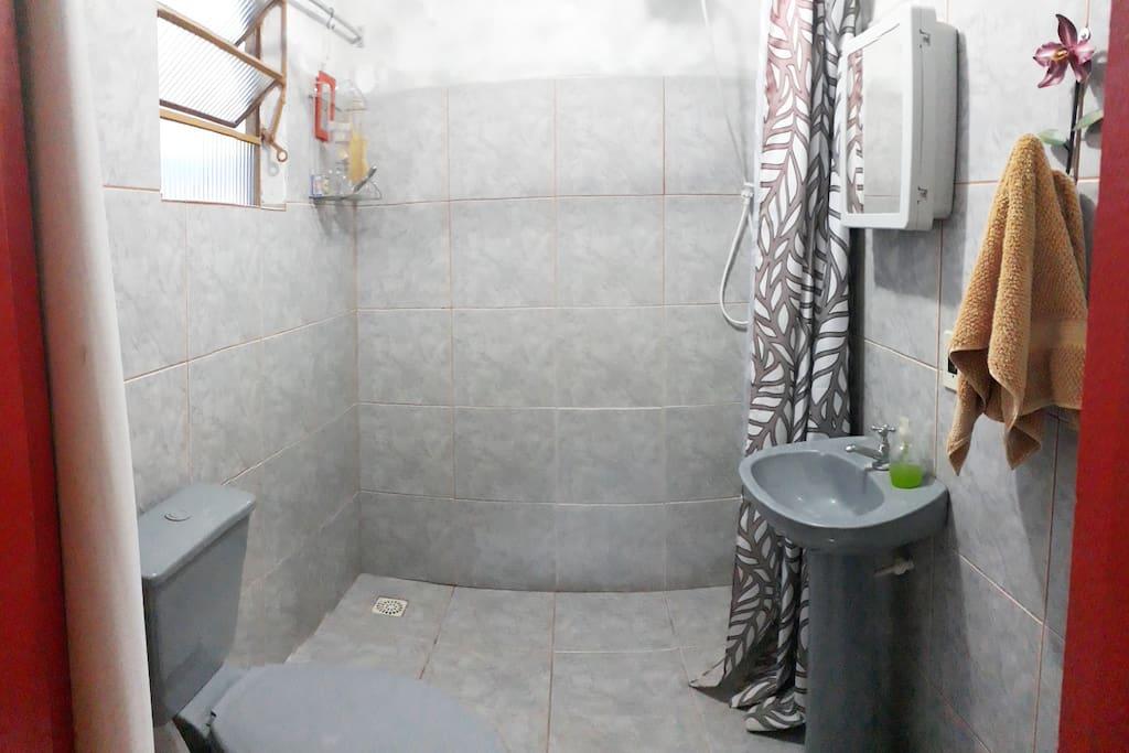 Banheiro Privativo da Suíte